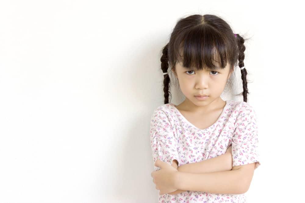10 Cara Tepat Menghadapi Anak Keras Kepala