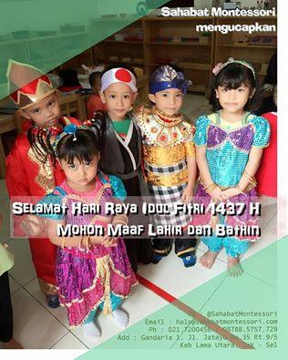 Selamat Hari Raya Idul Fitri 1437 H Mohon Maaf Lah...